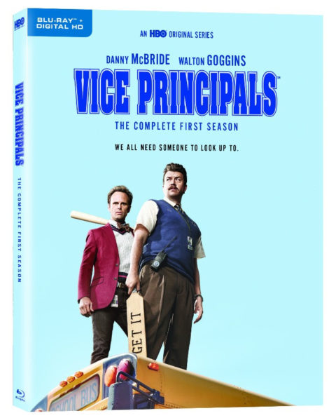 US Giveaway: Win Vice Principals: The Complete First Season on DVD – Closes 02/17/2017