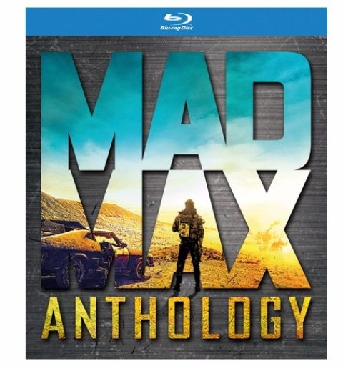 UK Giveaway: Win a Mad Max Anthology Blu-Ray – Closes 02/08/2017