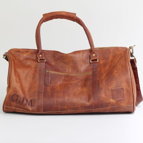 Blogging assignment: A Complimentary Leather Holdall or Duffle For Telling Your Readers About MAHI (Worldwide assignment)