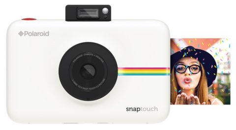 US Giveaway: The LateNightLogic's #PRINTitFORWARD #Polaroid SnapTouch Camera GiveAway – Closes 02/23/2017