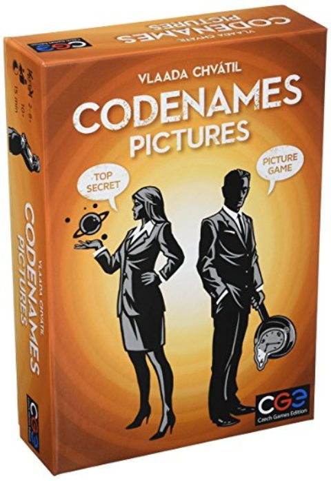 UK Giveaway: Win CodeNames Pictures game worth £16.99 – Closes 04/02/2017