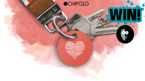 US Giveaway: The LateNightLogic's Chipolo #Bluetooth Tracker GiveAway – Closes 02/28/2017