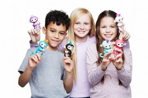 UK Giveaway: A Fingerlings Baby Monkey worth £14.99 – Closes 03/26/2017