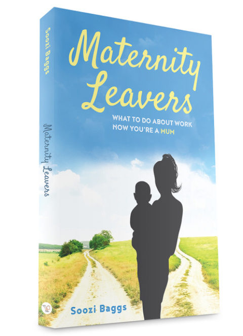 UK blogging assignment: Blog about our new book: Maternity Leavers: what to do with work now you're a mum.