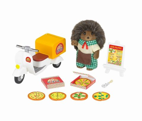 UK Giveaway: Sylvanian Families Pizza Delivery Set – Closes 03/13/2017