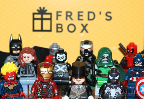UK Giveaway: Win one of two small Fred's Boxes – Closes 03/02/2017
