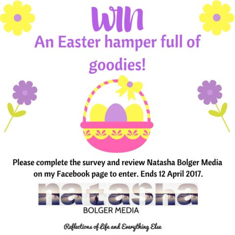 UK Giveaway: Win an Easter hamper full of goodies! – Closes 04/12/2017