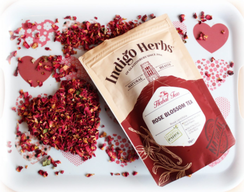UK Giveaway: Happy International Woman's Day with Indigo Herbs Rose Blossom Tea Review & Giveaway – Closes 03/31/2017