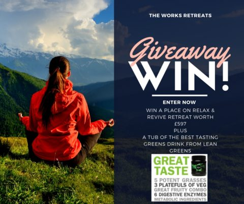Giveaway: Retreat And Lean Greens Giveaway – Closes 03/31/2017