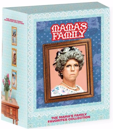 US Giveaway: Win Mama's Family. The Mama's Family Favorites Collection on DVD! – Closes 03/24/2017
