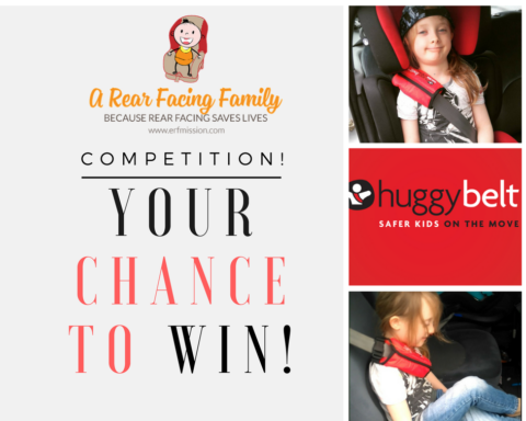 Giveaway: Keep your older children safer in the car with HuggyBelt! Enter to win – Closes 04/02/2017
