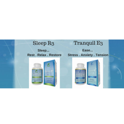 US/Canadian blogging assignment: Tranquil E3 & Sleep R3 – Natural Supplements To Help Ease Anxiety/Stress/Tension & Help With Restful/Relaxing/Restorative Sleep