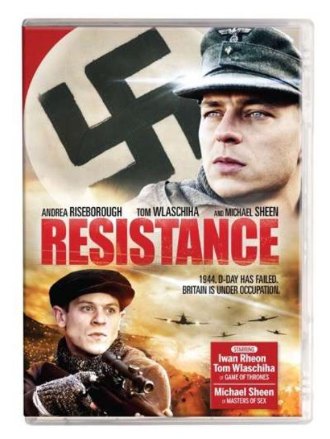 US Giveaway: Win Resistance on DVD starring Michael Sheen – Closes 03/24/2017