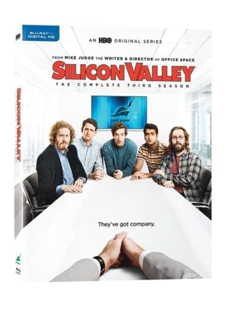US Blogger Giveaway: Win Silicon Valley: The Complete Third Season on Blu-ray – Closes 04/21/2017