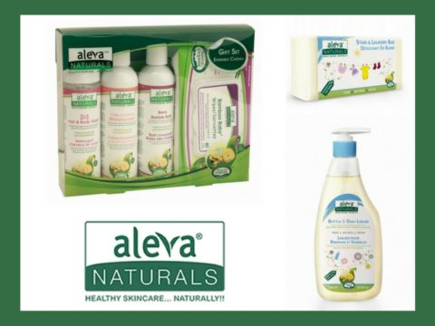 Blogger @peachy_diary Canada Giveaway: Free Aleva Newborn Gift Set and Baby Safe Household Cleaners – Closes 04/30/2017