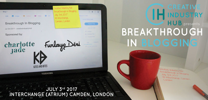 Get Discounted Tickets For 'Breakthrough in Blogging'
