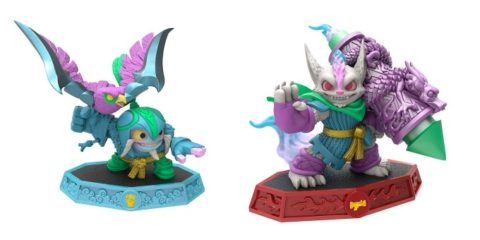 Blogger @etspeaksfrom UK Giveaway: Win 2 New Skylanders Imaginators Easter Special Characters – Closes 05/21/2017