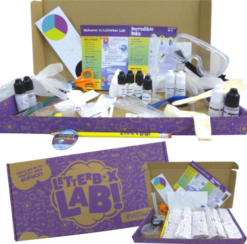 Blogger @etspeaksfrom UK Giveaway: Win Letterbox Lab Investigate Box worth £24.56 – Closes 05/21/2017