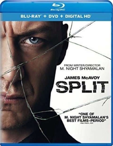 Blogger @mikethefanboy US Giveaway: Win Split Starring James McAvoy on Blu-ray – Closes 05/05/2017
