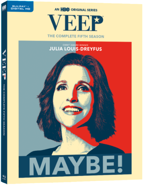 Worldwide Blogger Giveaway: win Veep: The Complete Fifth Season on Blu-ray – Closes 04/28/2017