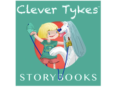UK blogging assignment: Clever Tykes children's enterprise storybooks – Closes 04/28/2017
