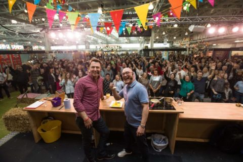 Blogger @ConfusedJulia UK Giveaway: Win Two Tickets to the Manchester Eat & Drink Festival – Closes 05/30/2017
