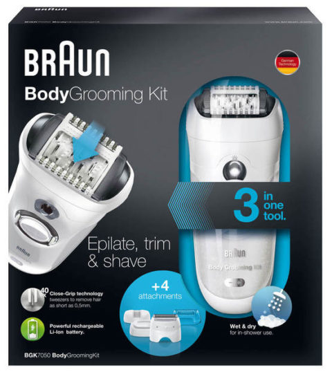 Blogger @mummy_blog UK Giveaway: WIN a Braun Body Grooming Kit worth £129.99 – Closes 05/26/2017
