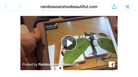 Blogger @rainbowsaretoo UK Giveaway: 4D+ flashcards to play with iPads, tablets etc – Closes 05/19/2017