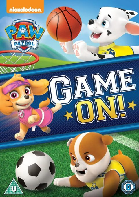 Blogger @MelanieMse UK Giveaway: Win 1 of 2 Paw Patrol Game On DVDs – Closes 06/18/2017
