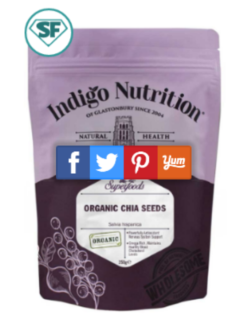 UK Giveaway: Indigo Herbs Organic Chia Seeds – Closes 06/11/2017