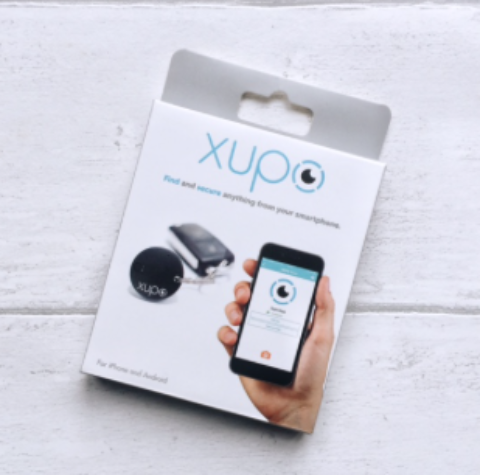 Blogger @pinkscharming UK Giveaway: Win a Xupo Bluetooth Tracker worth £19.99 and never lose your keys again! – Closes 06/20/2017