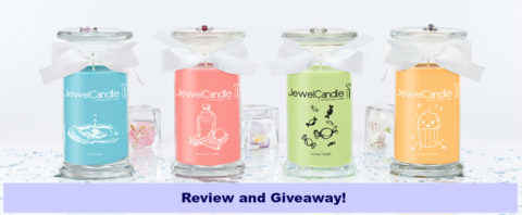 Blogger @sarainlalaland UK Giveaway: Win a Jewel Candle product of your choice* – Closes 06/08/2017