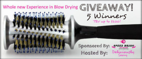 Blogger @easterchic US Giveaway: Whole New Experience in Blow Drying – Closes 06/10/2017