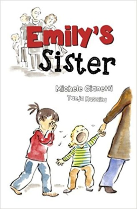 "Blogger @andersonann48 United States Giveaway: ""Emily's Sister"" A Book For Children – Closes 06/25/2017"
