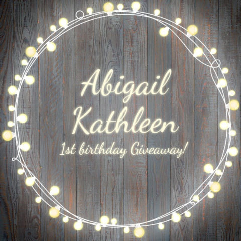 Blogger @Abikatldn UK Giveaway: Abigail Kathleen's birthday giveaway – Closes 06/28/2017