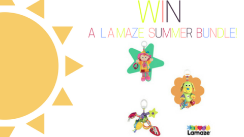 Blogger @southern_mummy UK Giveaway: Win 1 of 5 Lamaze summer bundles – Closes 06/21/2017