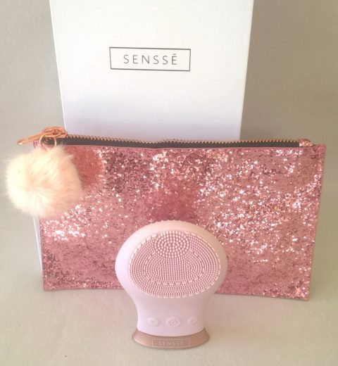 Blogger @star100x UK Giveaway: Win a SENSSE Silicone Facial Cleansing Brush worth £90 – Closes 07/20/2017