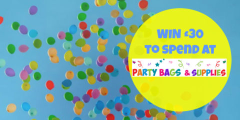 Blogger @lyliarose UK Giveaway: Win £30 to spend on party supplies! – Closes 07/12/2017