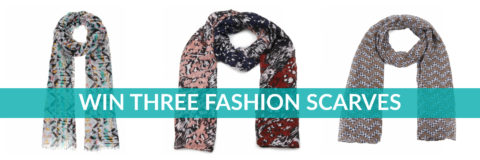 Blogger @lyliarose UK Giveaway: Win 3 Printed Fashion Scarves! – Closes 06/28/2017