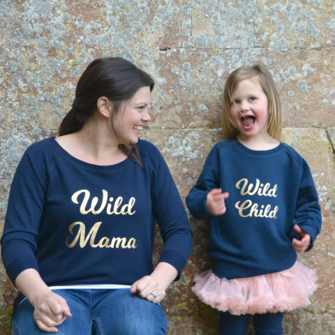 Blogger @motherhoodreal UK Giveaway: Win an awesome mummy & me top set from InkRocket – Closes 07/22/2017