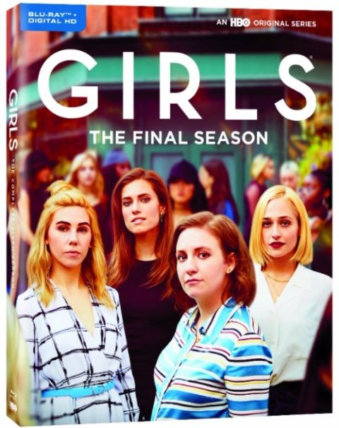 Blogger @mikethefanboy US Giveaway: Win Girls: The Complete Sixth Season on Blu-ray – Closes 08/04/2017