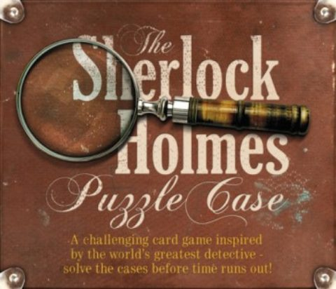 Blogger @etspeaksfrom UK Giveaway: Sherlock Holmes Puzzle Game worth £14.99 – Closes 08/31/2017