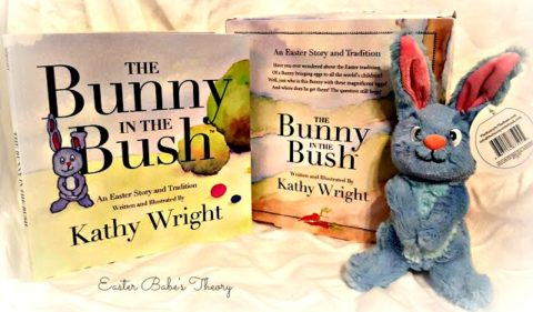 Blogger @easterchic US Giveaway: 'The Bunny in the Bush' Book and Bunny Box Set Giveaway + Free Printable Coloring Page – Closes 07/20/2016