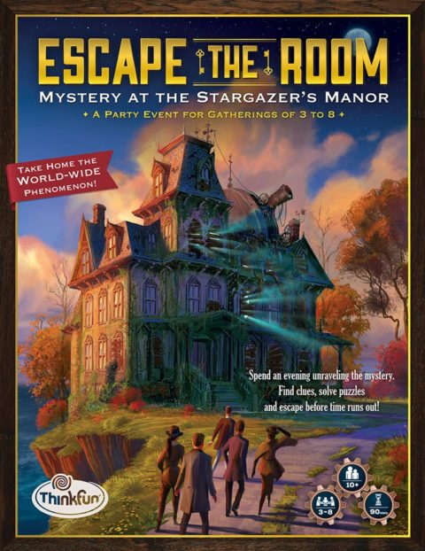 Blogger @susankmann UK Giveaway: An Escape the Room Game – Closes 07/28/2017