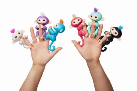 Blogger @etspeaksfrom UK Giveaway: Win a Fingerling Baby Monkey worth £14.99 – Closes 08/21/2017