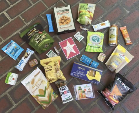 Blogger @collegeceliackc US Giveaway: Gluten Free Goodie Box – Closes 07/14/2017
