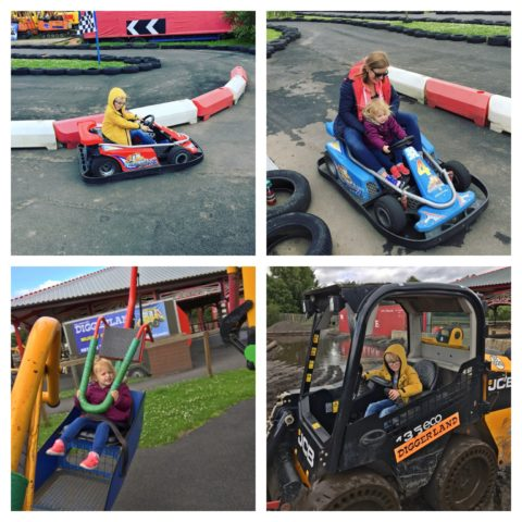 Blogger @BurnishedChaos UK Giveaway: Win a family ticket to any Diggerland UK theme park – Closes 07/26/2017