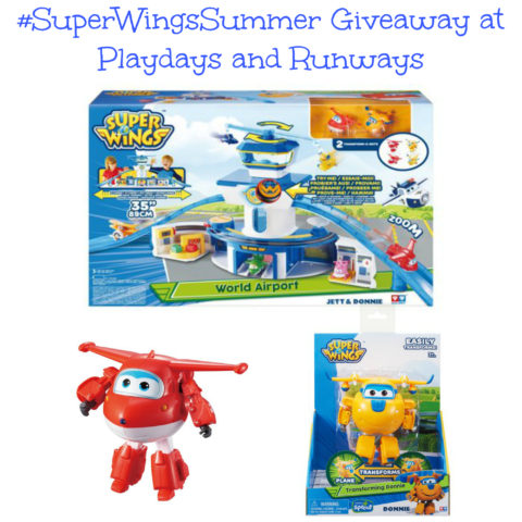 Blogger @PlaydaysRunways UK Giveaway: Win Super Wings Ultimate Toy Bundle – Closes 1st Sept 2017