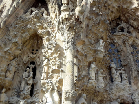 Top Five Things to See in Barcelona