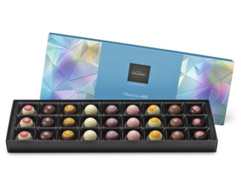Blogger @jaz_butterfly UK Giveaway: Hotel Chocolat Giveaway. Chocs-to-Chill Sleekster Chocolates – Closes 08/22/2017